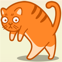 The Walking Cat для смартфонов Windows Phone 8