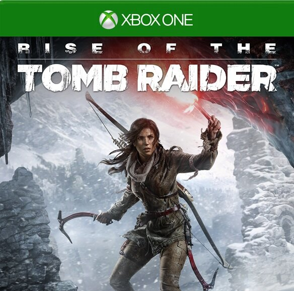 Игра Rise of the Tomb Raider для Windows Phone 8